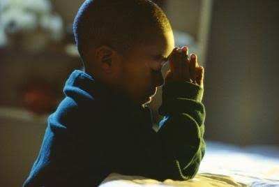 HE PRAYS FOR DANIELLE