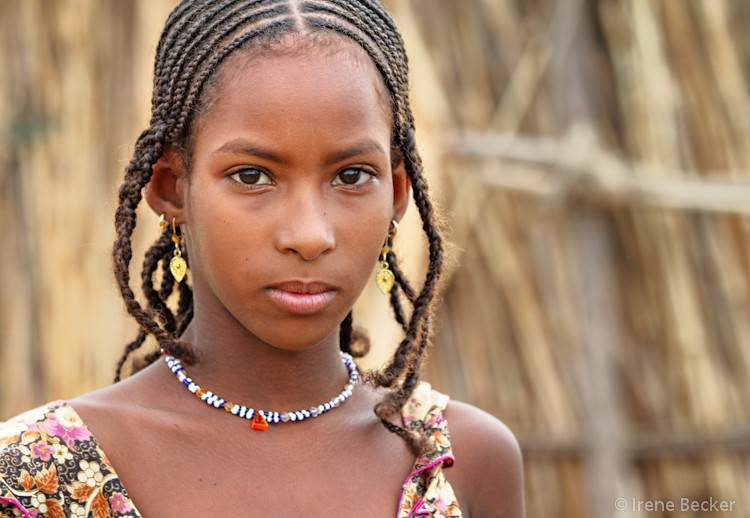WHAT THE NIGER GIRL TAUGHT ME
